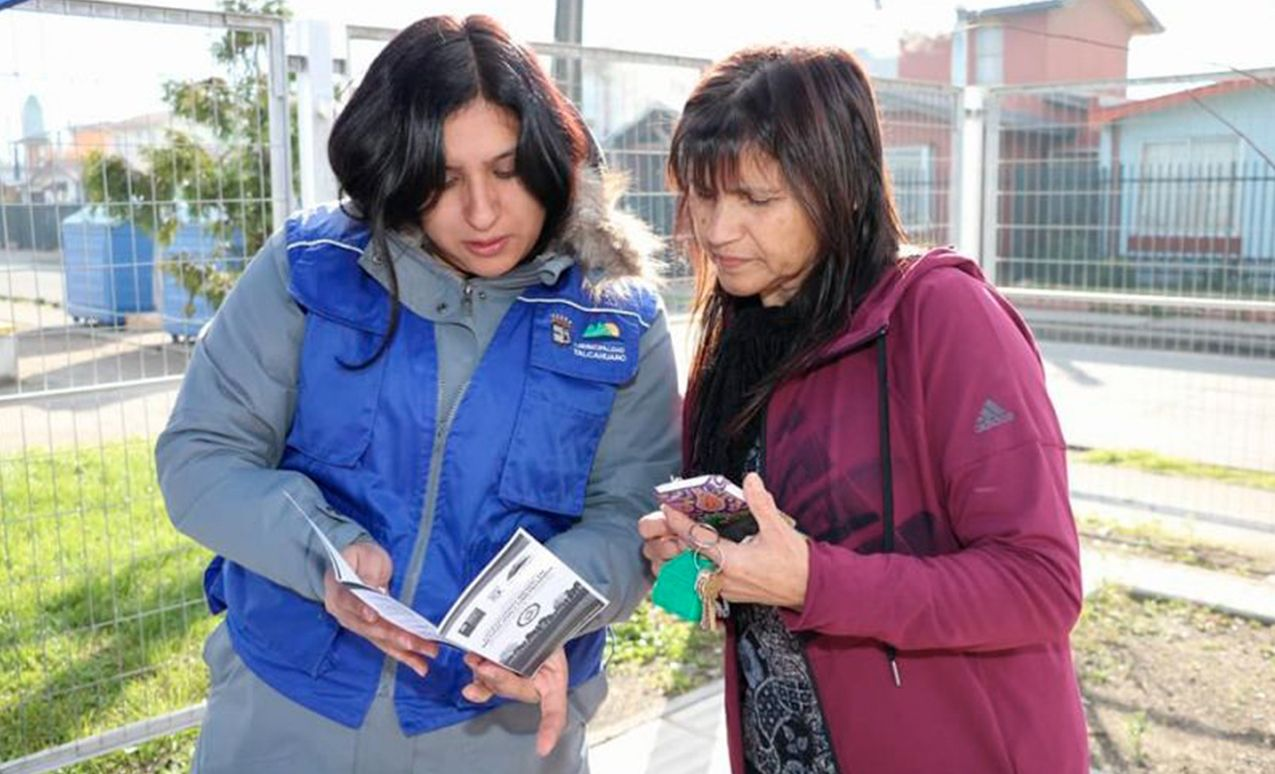 Operativos de Seguridad acercan oferta municipal a los vecinos y promueven mediación de conflictos