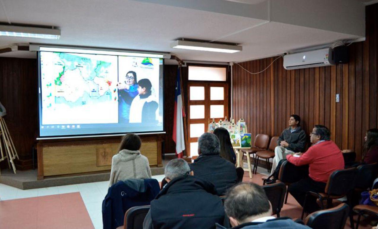 Campaña de Terremoto y Tsunami revela urgencia de trabajar con las familias